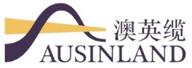 Ausinland to connect power throughout the world logo